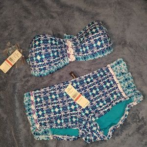 New with tags Tommy Bahama bikini